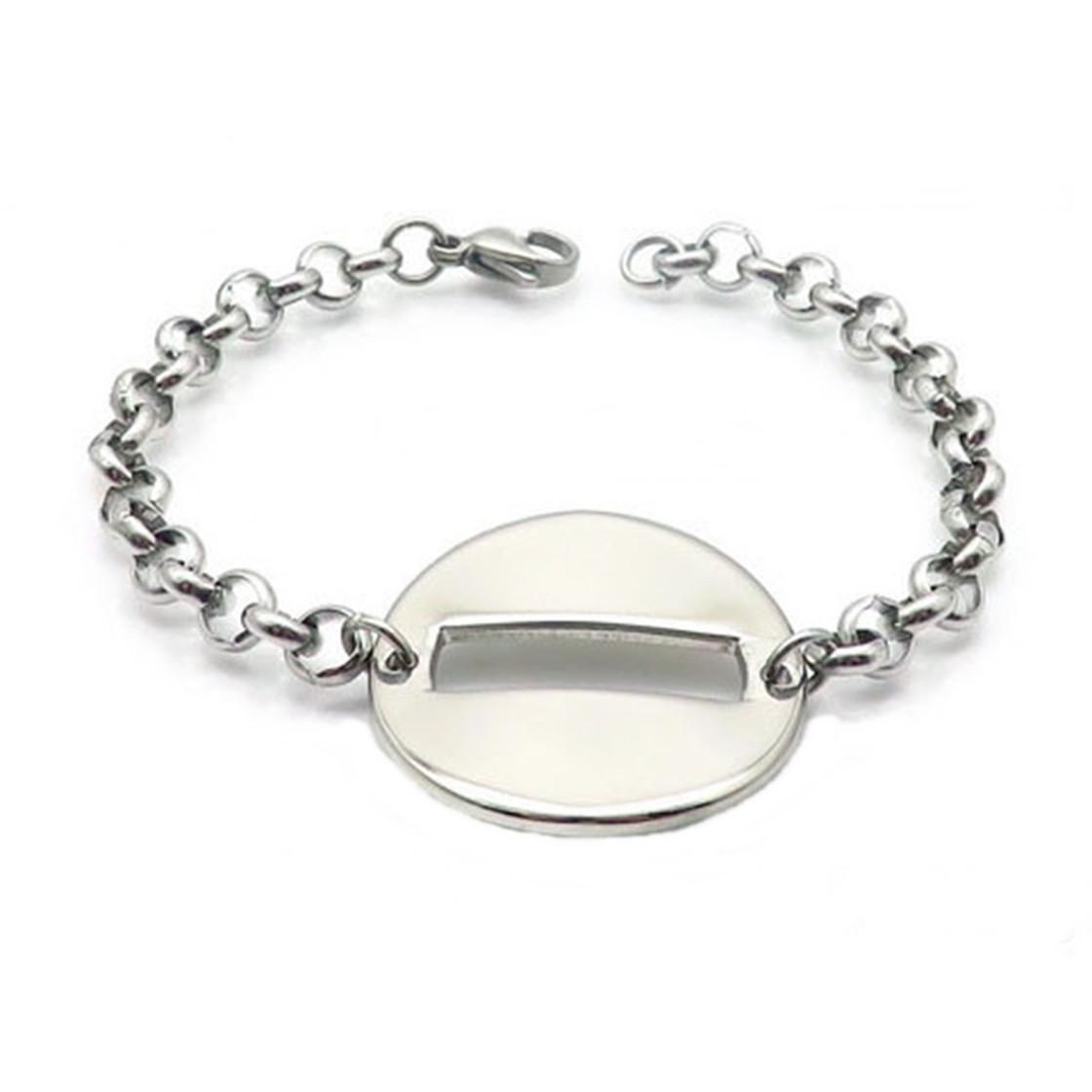 Armband Edelstahl Design Fantasy Damen